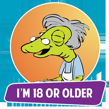18 or older